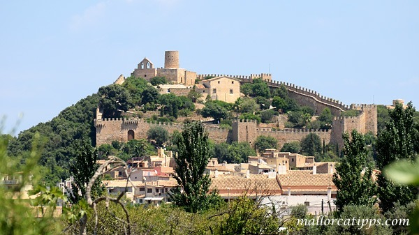 Castell de Capdepera: Einst Residenz des Militärgouverneurs